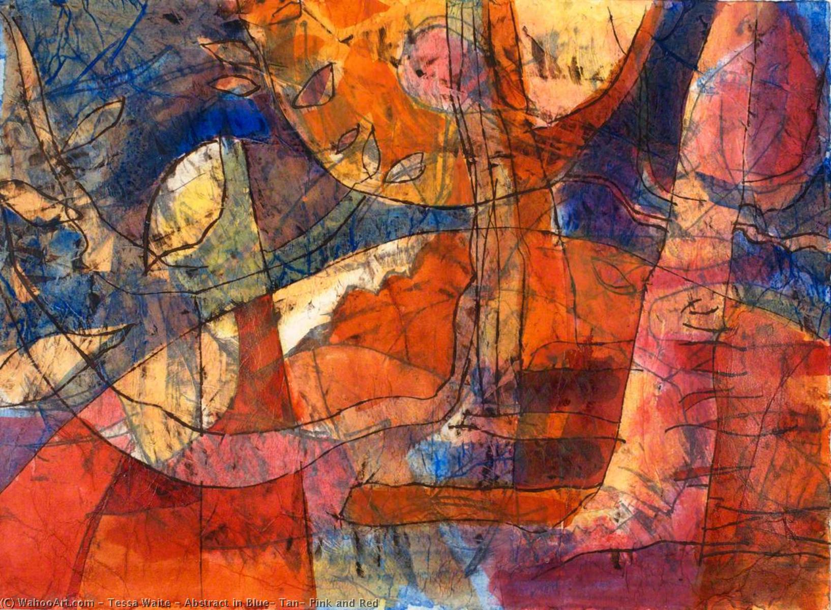 a discussion on art and abstraction in art