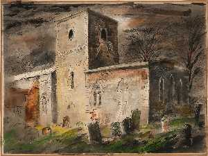 John Piper - Radnage Church