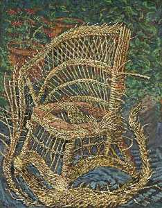 Gerald Albert Cains - Broken Chair